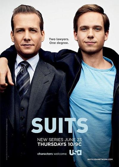 金装律师 第一季海报