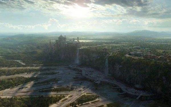星战编年史:拥有四兆颗星球,135亿年历史的帝国