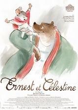 艾特熊和赛娜鼠海报