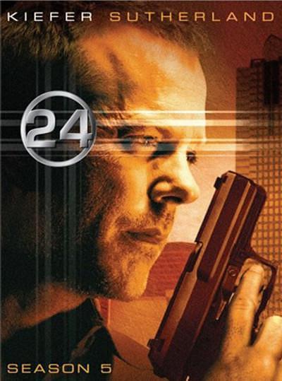 24小时  第五季海报