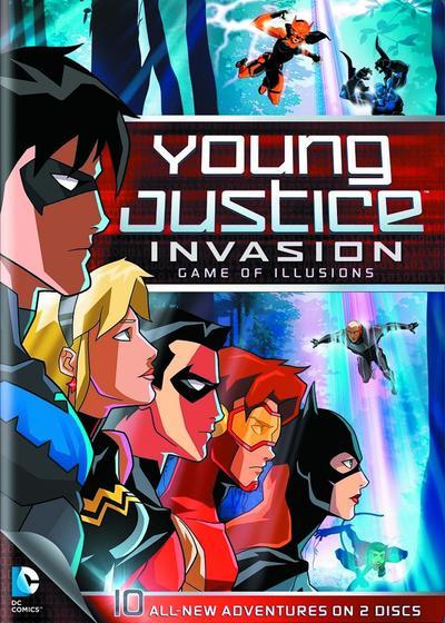少年正义联盟 第二季海报
