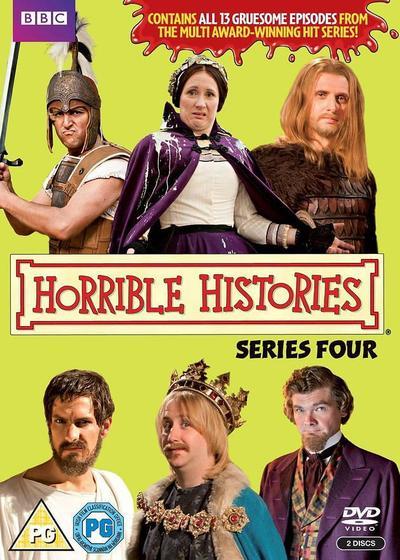 糟糕历史 第四季海报