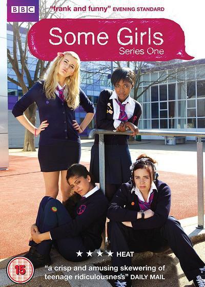 伦敦女孩 第一季海报