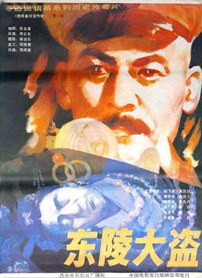 东陵大盗海报