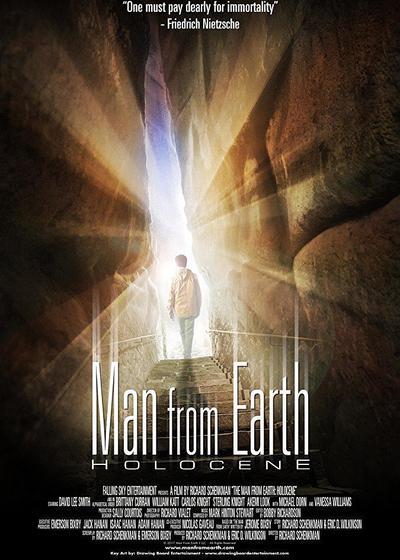 这个男人来自地球:全新纪海报