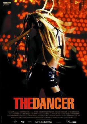 无声的舞者海报