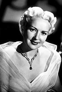 贝蒂·格拉布尔 Betty Grable演员