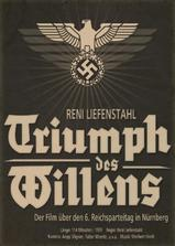 意志的胜利海报