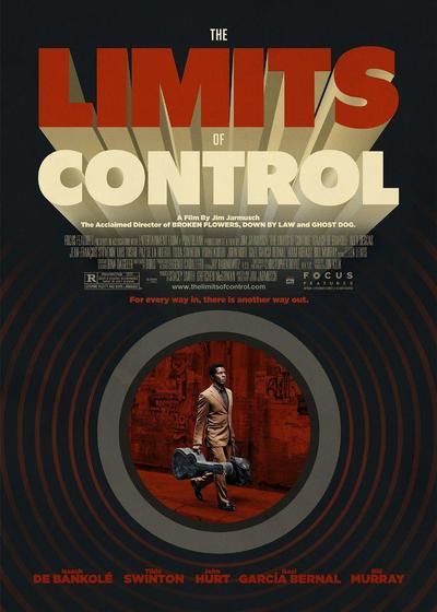 控制的极限海报