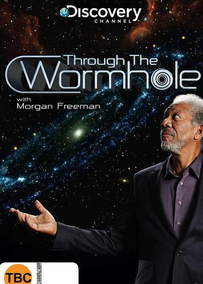 与摩根·弗里曼一起穿越虫洞 第一季海报