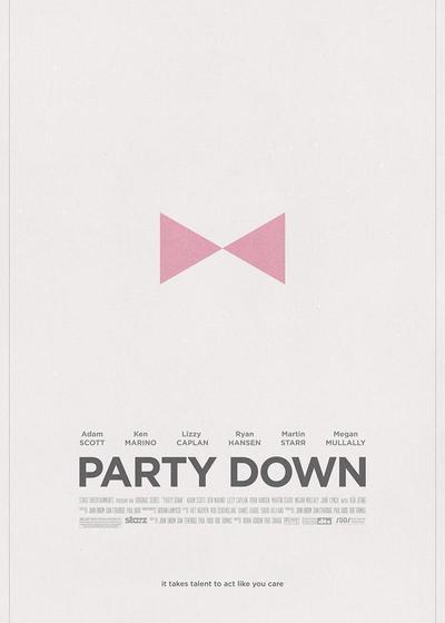 派对之后 第二季海报
