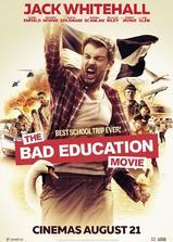 不良教育海报