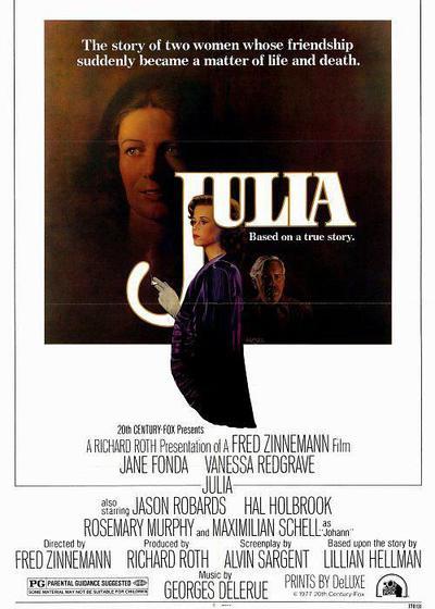 茱莉亚海报