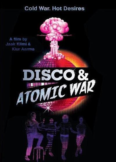 迪斯科与核战争海报