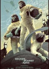 逃离猩球海报