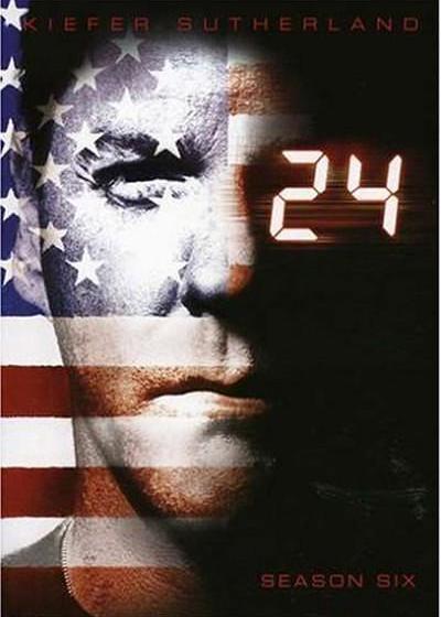 24小时 第六季海报