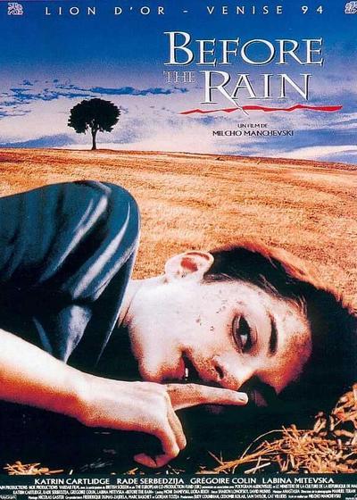 暴雨将至海报