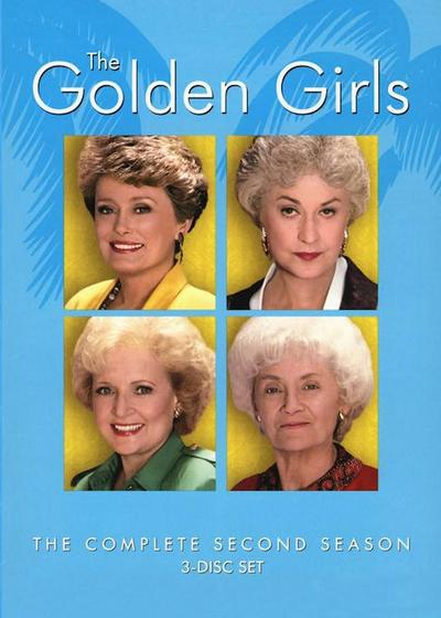 黄金女郎 第二季海报