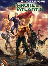 正义联盟:亚特兰蒂斯的宝座