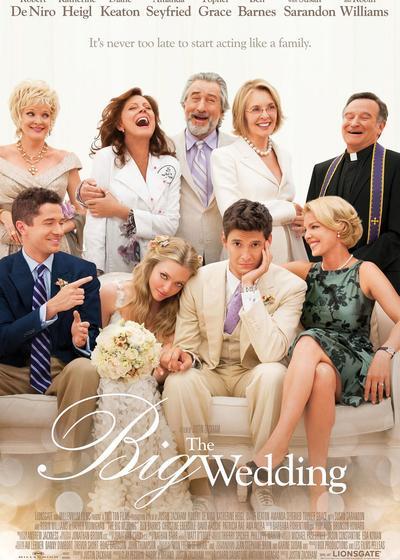 盛大婚礼海报
