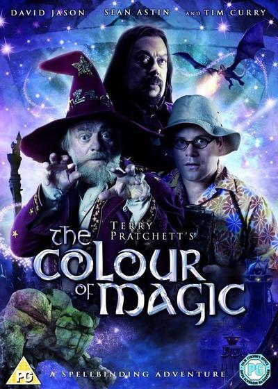 碟形世界:魔法的色彩海报