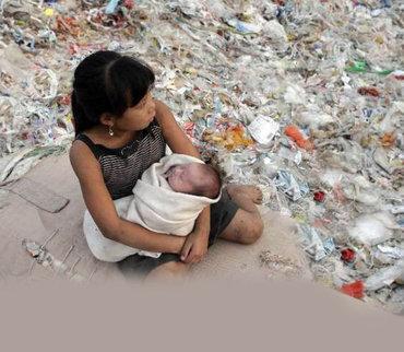 中国,你为什么不收垃圾?