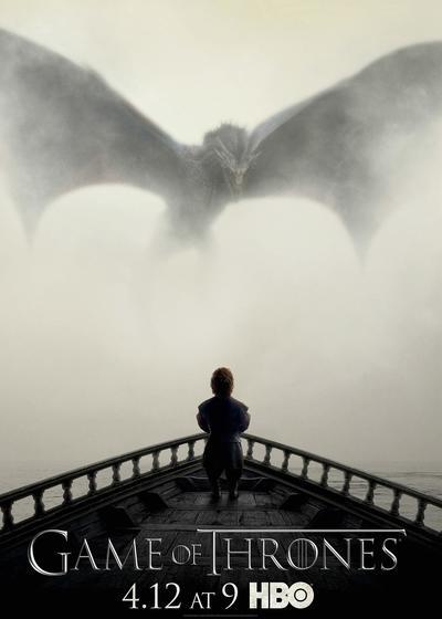 权力的游戏 第五季海报
