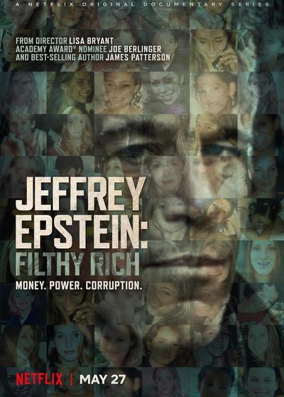 杰弗里·爱泼斯坦:肮脏的财富海报