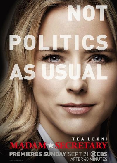 国务卿女士 第一季海报