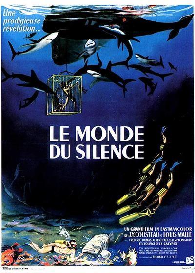 沉默的世界海报
