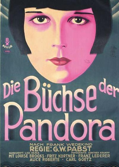 潘多拉的魔盒海报