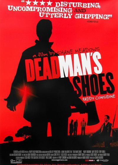死人的鞋子海报