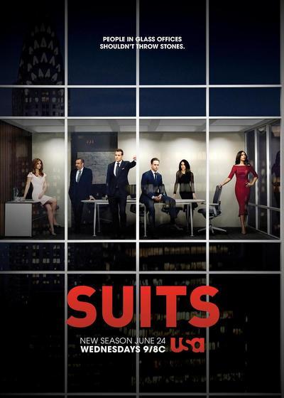 金装律师 第五季海报