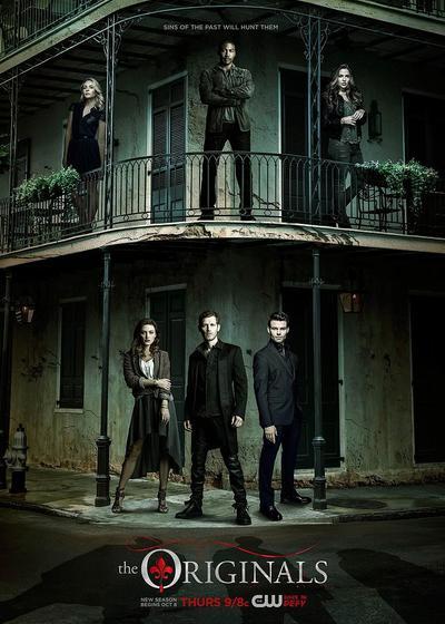 初代吸血鬼 第三季海报