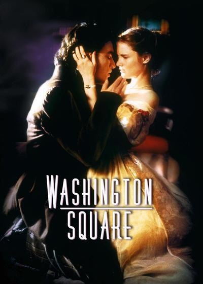 华盛顿广场海报