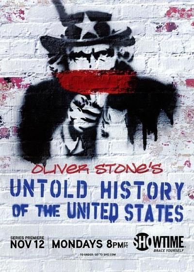 不为人知的美国历史海报
