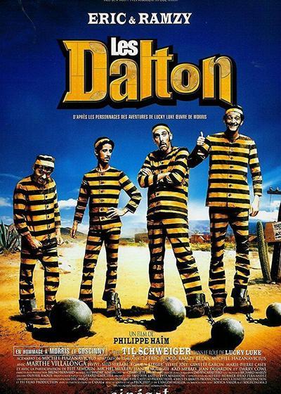 达尔顿兄弟海报