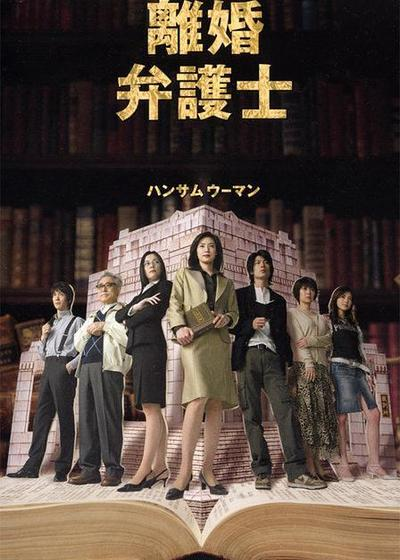 离婚女律师海报