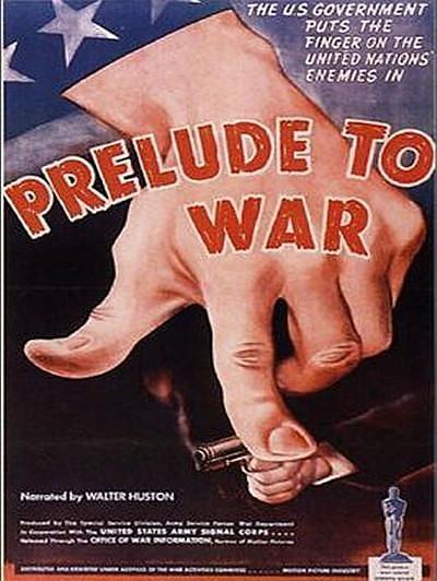 战争序幕海报