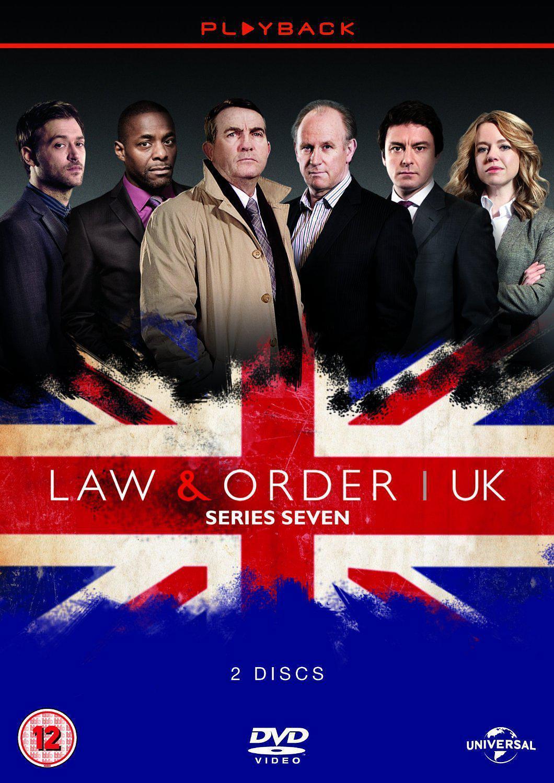 法律与秩序(英版) 第八季
