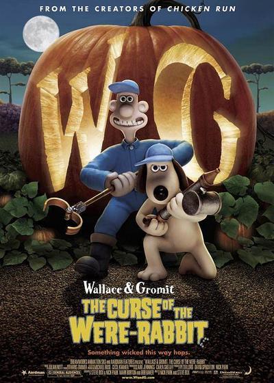 超级无敌掌门狗:人兔的诅咒海报