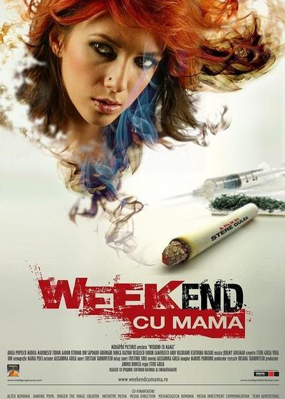 与母亲共度周末海报
