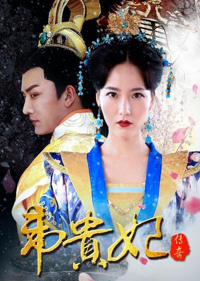 韦贵妃传奇海报