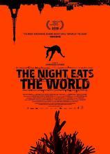 黑夜吞噬世界海报