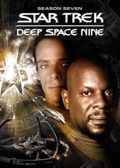 星际旅行:深空九号 第七季海报