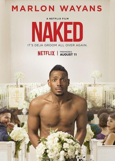裸婚大喜海报