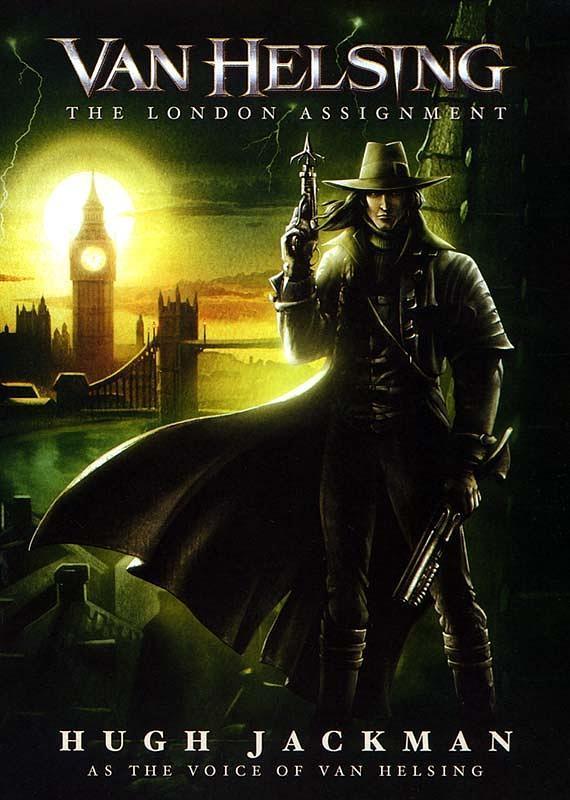 范海辛:伦敦任务