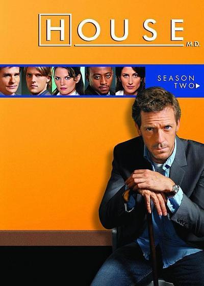 豪斯医生  第二季海报