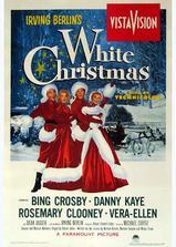 银色圣诞海报