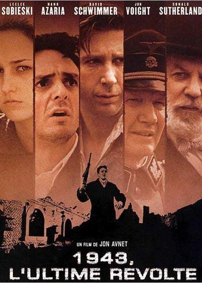 华沙起义海报